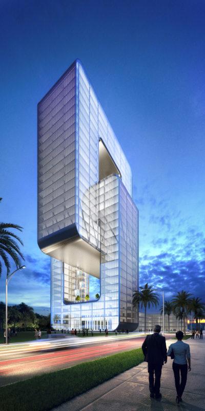 HQ Building - PALMA Architecture, Urban Planning, Interiors  Chicago
